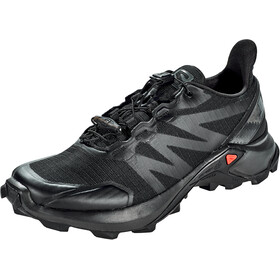 Salomon Supercross Buty Kobiety, black/black/black